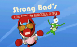 Strong Bad is back...again!