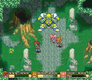 Secret of Mana rivals Final Fantasy and Chrono Trigger!