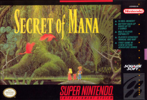 Secret of Mana for Europe - finally!
