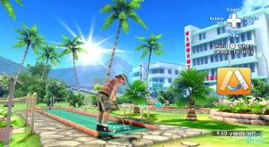 Fun! Fun! Minigolf has great graphics, but (sub)par gameplay!