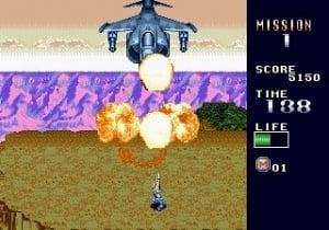Plenty of explosions in MERCS