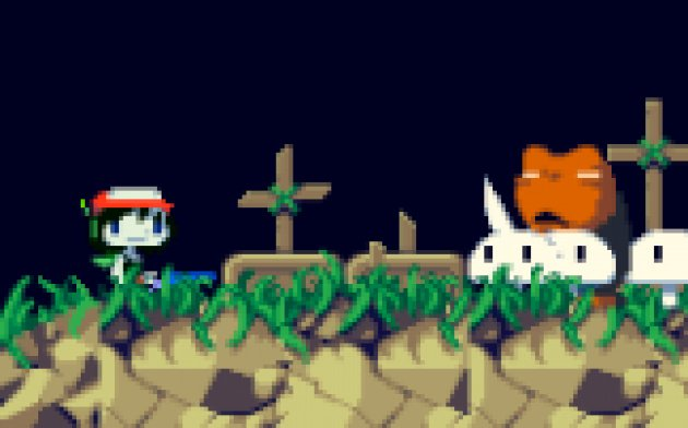 Cave Story...one screenshot at a time!