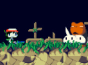 New Cave Story Graveyard Screenshot