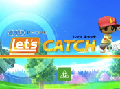 Sega's Let's Catch Gets OFLC Rated