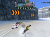 USA WiiWare Update: Snowboard Riot & Lonpos