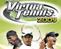 Virtua Tennis 2009, Wii Bound.