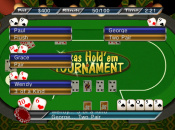 EU WiiWare Update: Texas Hold'em Tournament