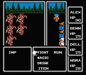 Now you can finally experience the first Final Fantasy in its original form again!