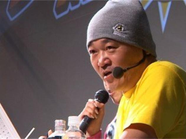 The man, the legend, Takahashi Meijin