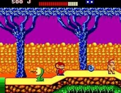 The beginning of the end for Alex Kidd!