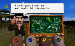 Meet the sergeant!