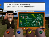 XSEED Games Announces Drill Sergeant Mindstrong for WiiWare