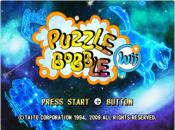 Puzzle Bobble Wii