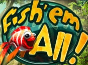 Fish'em All! Game Play Trailer Released
