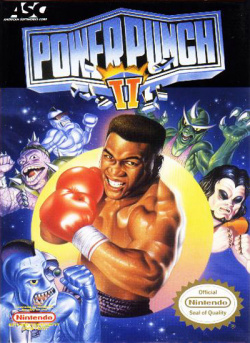 Power Punch II - just don't ask where the first one is