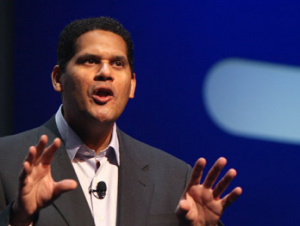 Reggie Fils-Aime loves you this much!