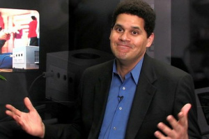 Where are the good games, Reggie?