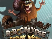 Robocalypse - Beaver Defense Coming to WiiWare