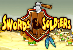 Swords & Soldiers in all its glory!