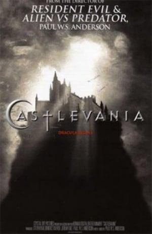 Castlevania Teaser Poster