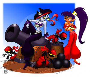 We want Shantae!