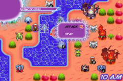 Mecho Wars Overworld - looks pretty nice, no?