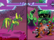 Luc Bernard's Mecho Wars out now on iPhone