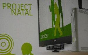 Microsoft's Project Natal - no controller required