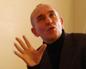Peter Molyneux - new Microsoft big-wig
