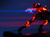 Phazon Suit Samus Figurine Lights Up Your Life
