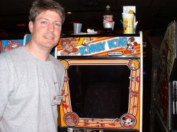 Steve Wiebe - underdog once more. We love you, Steve!