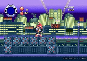 One of the best-looking Mega Drive/Genesis games