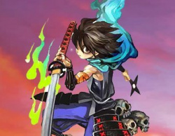 Muramasa boss-fighting action!