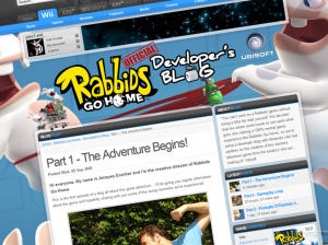 Rabbids Go Home - Developer's Blog