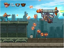 Every Contra game needs missiles!