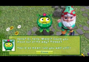 Mean ol' Mr. Gnome