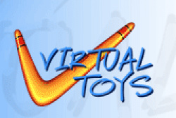Virtual Toys talks games