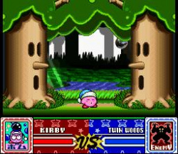 Kirby Super Star doubles the fun of previous games - Literally!