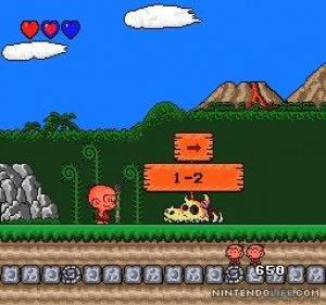 Bonk's Adventure (TG16)