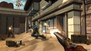 Ninja vs. shotgun