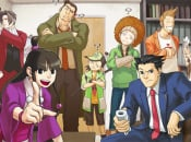 All Rise for the First Phoenix Wright WiiWare Shots