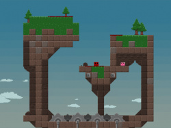 One of many Forest levels