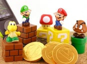 Giant Mario Coins Hidden in Aussie CBDs