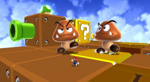 Surely you don't need help stomping Goombas?