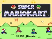 Super Mario Kart Hits Virtual Console on Monday
