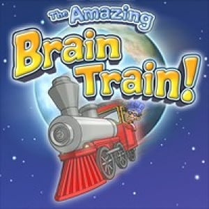 Train rhymes with brain. Clever, eh?