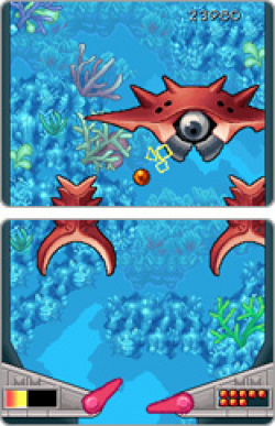 No shooter is complete without a giant crab boss, is it?