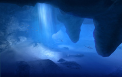 Underwater environments are new to the series, and look stunning