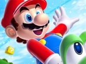 More Super Mario Galaxy 2 Footage