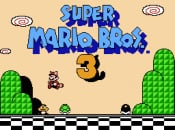 Super Mario Bros. 3 Turns Twenty